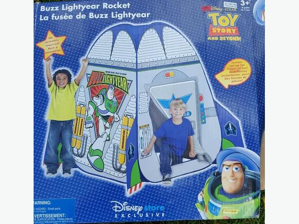 Buzz Lightyear Rocket Tent  sc 1 st  UsedRegina.com & Buzz Lightyear Rocket Tent West Regina Regina