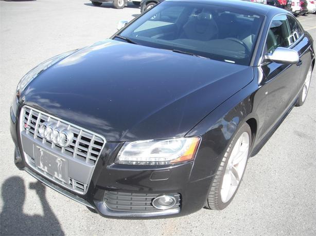 2010 Audi S5 4.2 Coupe quattro Tiptronic Prestige