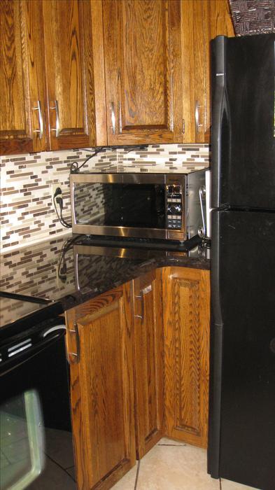 Countertop Dishwasher London Ontario : ... Oak kitchen with granite and appliances Stittsville, Gatineau - MOBILE