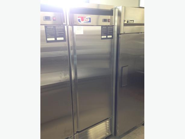 US Ref Single Door Reach-In Cooler