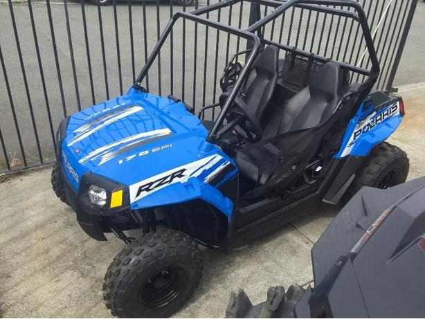 2016 YOUTH POLARIS RZR 170