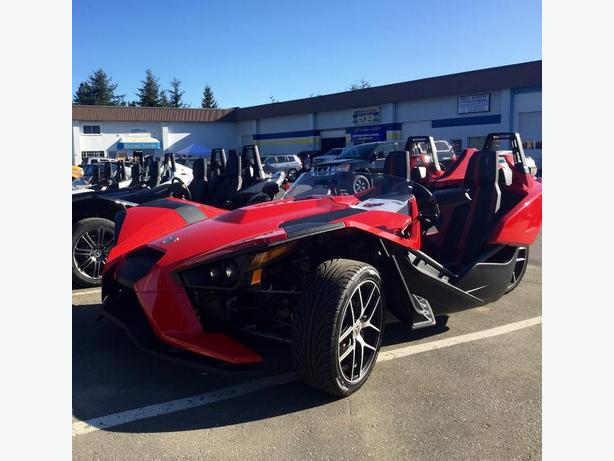 2016 SLINGSHOT RED PEARL