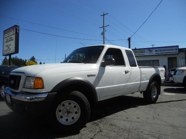 2005 Ford Ranger FX4/LVL2 4X4!