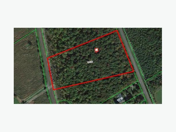 6.37 ACRES OF PRIVATE & MATURE TREED LAND IN RUSSELL FOR SALE!
