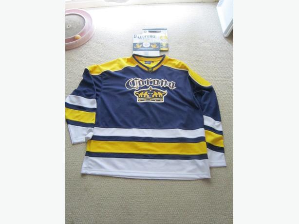 Corona Hockey Jersey- sz.XL -Mint condition
