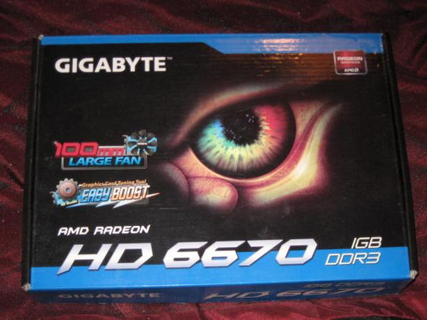 AMD GIGABYTE VIDEO CARD