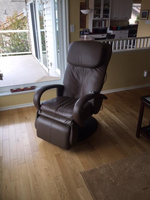 Robotic massage chair malahat including shawnigan lake mill bay victoria - Massage chairs edmonton ...