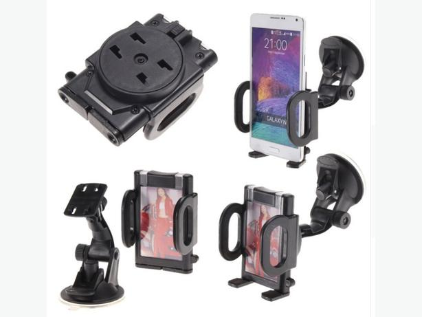 Universal 360 degree Car Windshield Mount GPS Cell Phone Holder