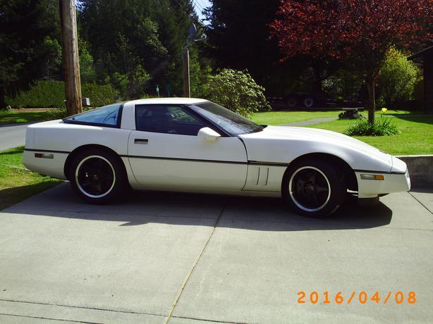 1984 Corvette Targa Top. Price reduced, again.