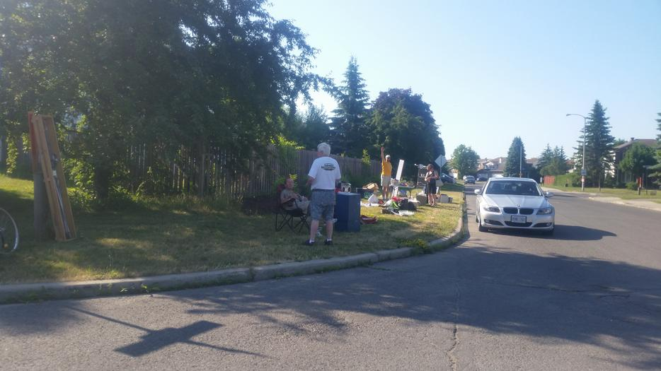 Great orleans multi family garage sale orleans ottawa for Garage ad orleans