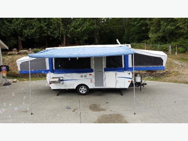 2007 Starcraft Centennial Tent Trailer South Nanaimo Nanaimo