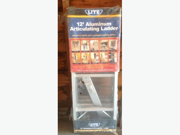 Articulating Ladder (BRAND NEW)