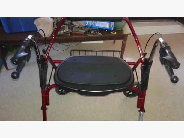Seat Walker – Heavy Duty Supa Mack