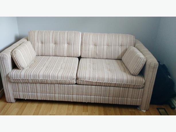 Couch/ Sofa AND HIDE A BED North Regina, Regina