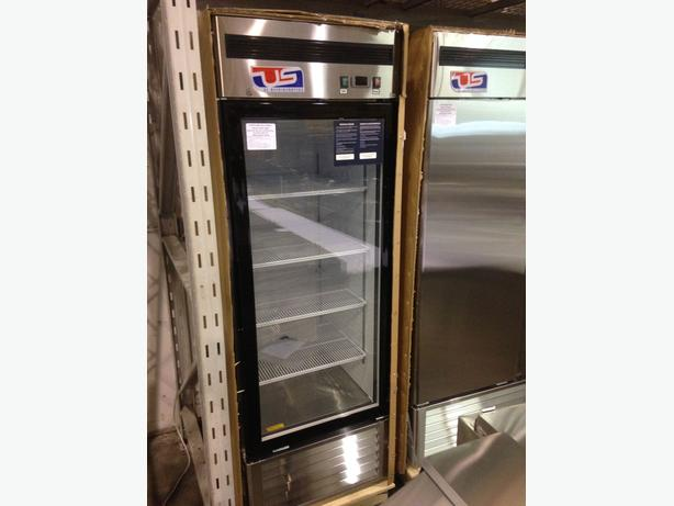 US Ref Single Door Display Freezer