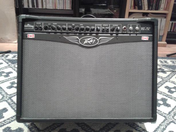 "FS: VK212 Peavey combo amp. 100 RMS  2 x 12"""