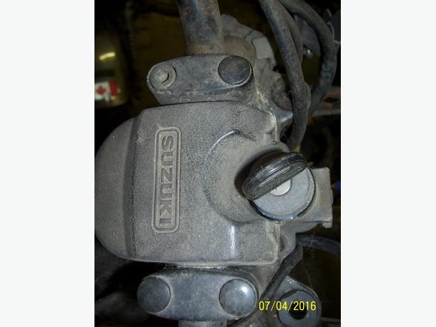 Suzuki GS400 GS450 ignition switch
