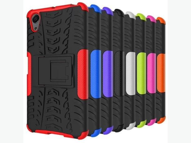Rugged Hybrid Heavy Duty Armor Case for Sony Xperia X Performance