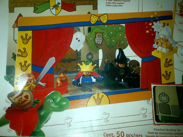 Lego Theatre