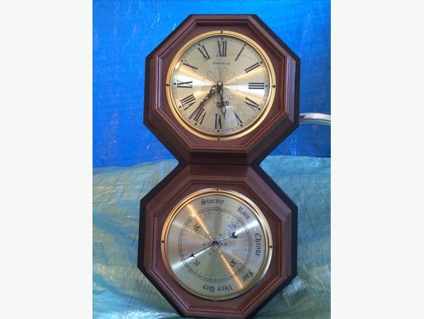 Barometer Clock
