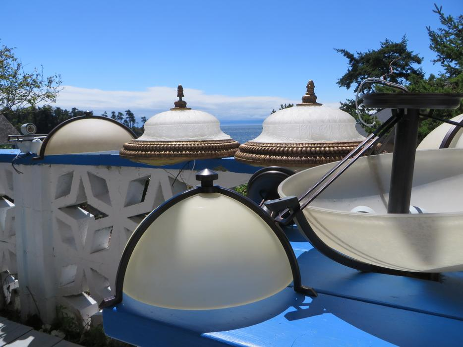 7 lovely ceiling lights costing over 1200 victoria city for 7 summerland terrace
