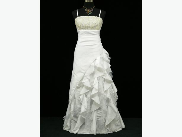 New Size 18 Wedding Dress