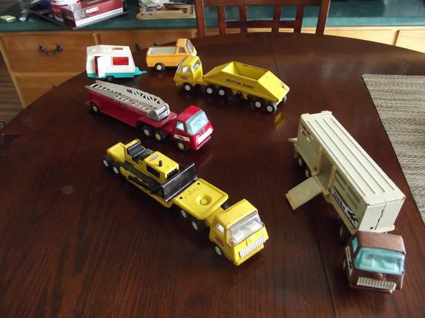Old Tonka Toys