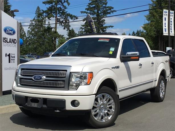 2010 ford f 150 platinum outside victoria victoria. Black Bedroom Furniture Sets. Home Design Ideas