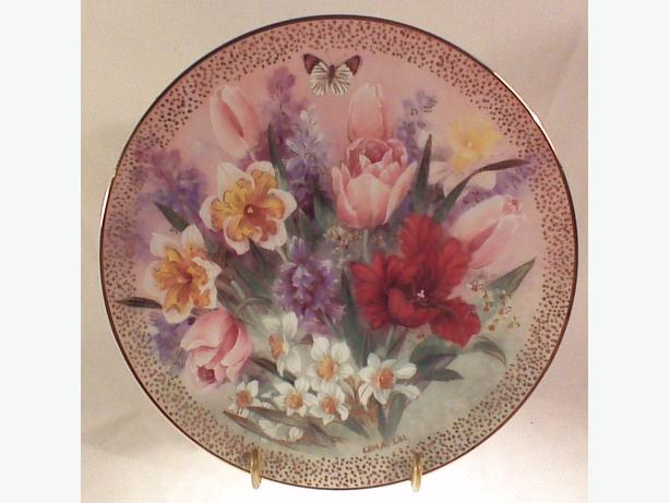 Lena Liu Tulip Ensemble collector plate