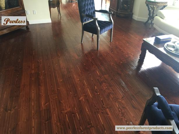 Local Solid Wood Hardwood Flooring - Vancouver, British Columbia
