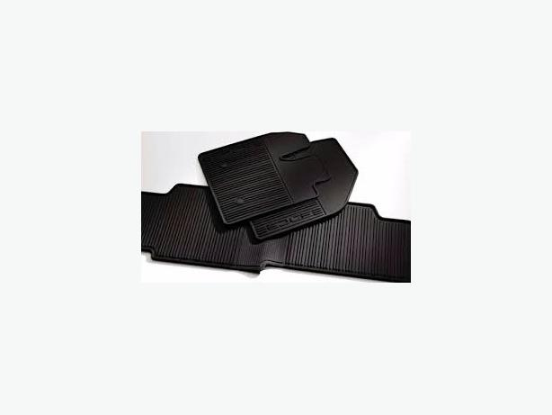 ford edge all weather mats