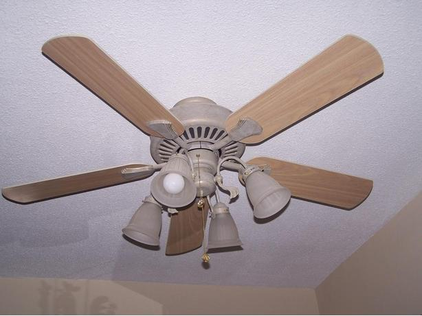 Cameron II Plus ceiling fan - 52 inches wide