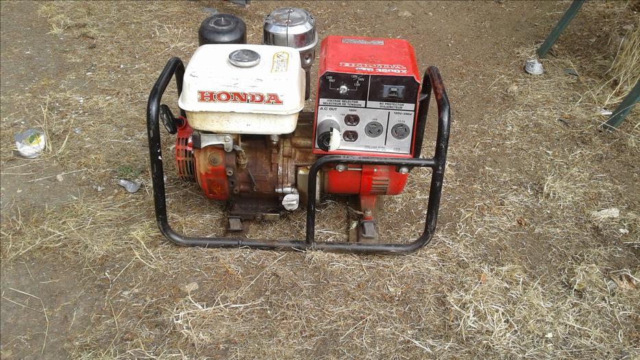Honda Eg3500x Generator Sooke Victoria