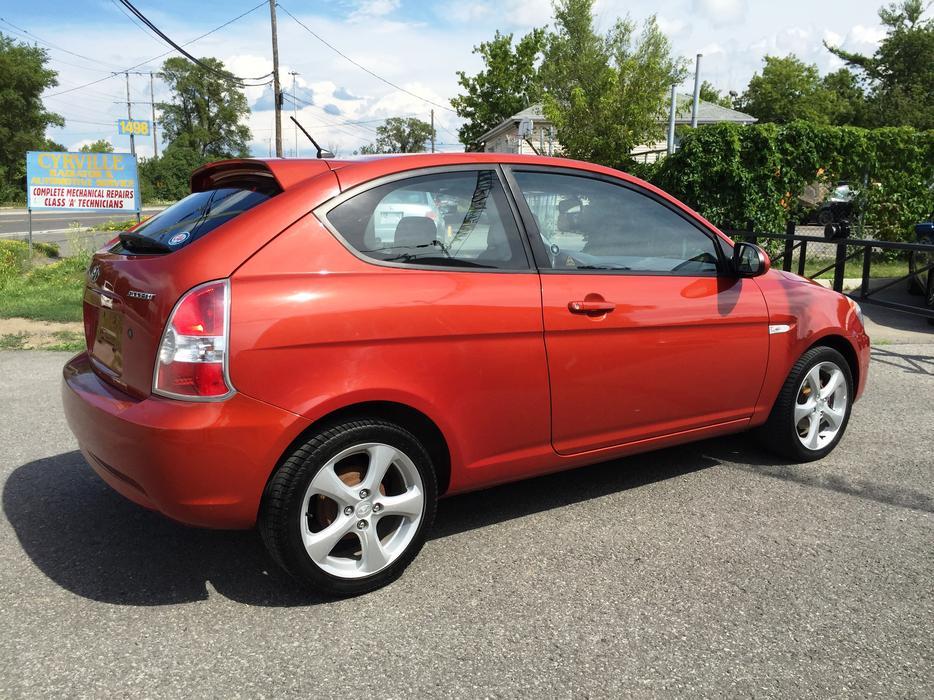 2008 Hyundai Accent Gl Sport Pkg Alloy Wheels Sunroof