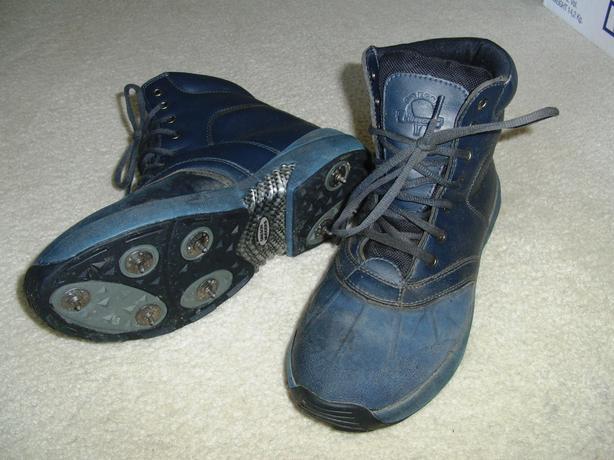 Oregon Mudders Waterproof Golf Shoes