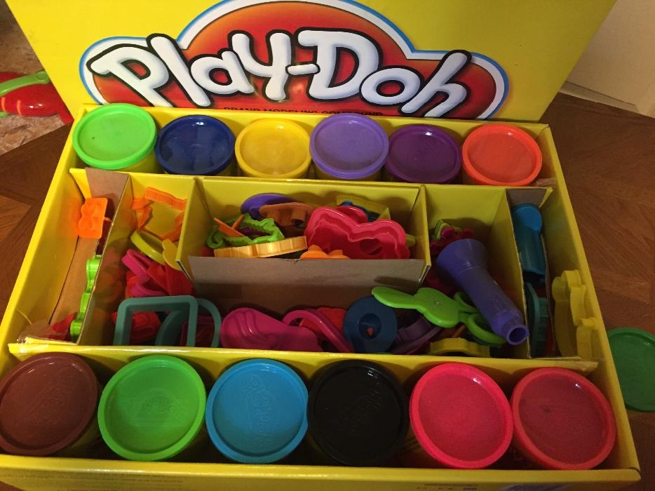 play doh fun factory delux set gloucester ottawa. Black Bedroom Furniture Sets. Home Design Ideas