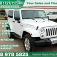 2015 Jeep Wrangler Sahara - 4x4 NAV CMD START WARRANTY