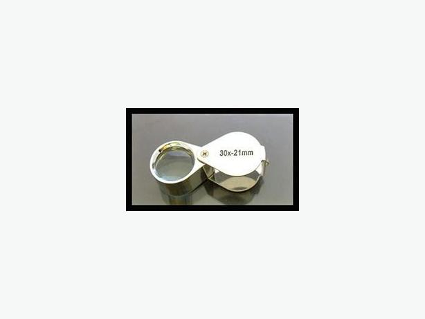 30 power x 21mm Jewelers Loupe - Brand New