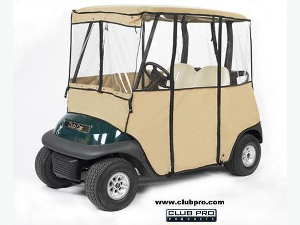 New Golf Cart Cover