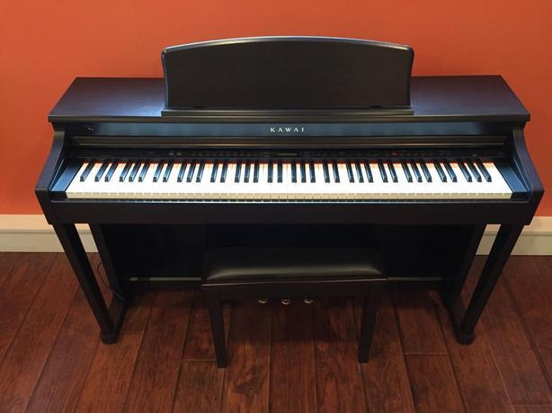 Kawai cn43 digital piano professional level new for Yamaha piano store winnipeg
