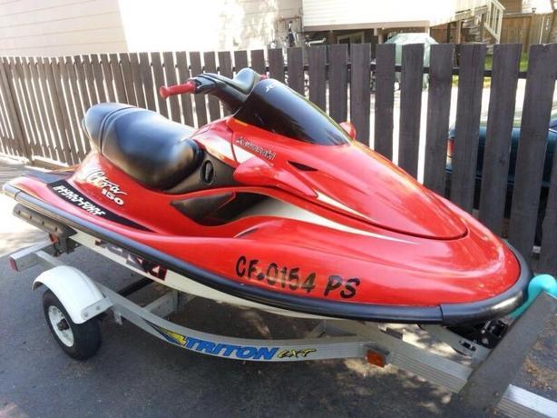 Kawasaki Ultra 150 Jet Ski