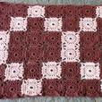 Hand Crochet Placemats (set of 4)