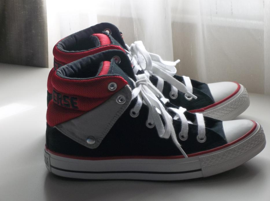 Converse Shoes Red Deer