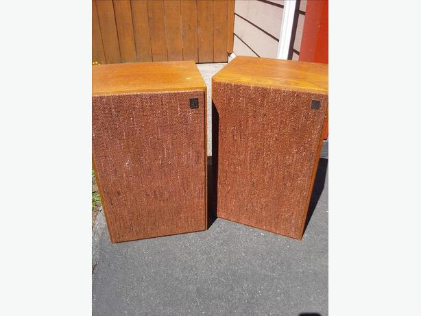 Vintage Studiotone Speakers