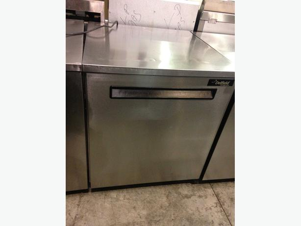 Delfield Single Door Undercounter Cooler