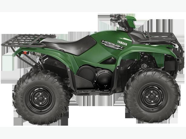 2017 Yamaha Kodiak