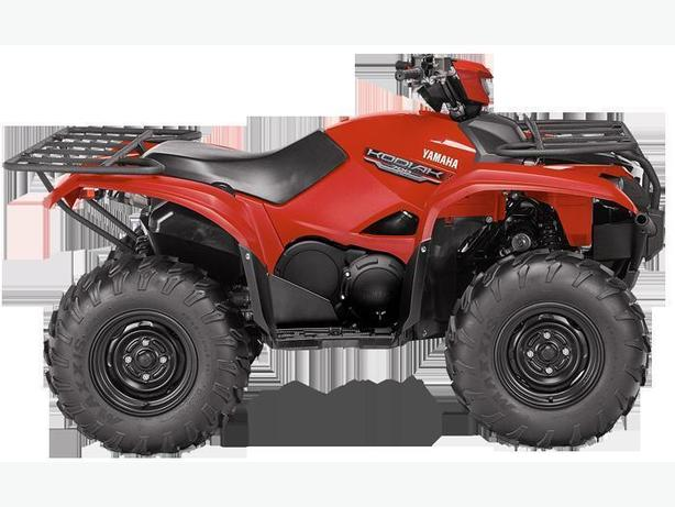 2017 Yamaha Kodiak EPS 700