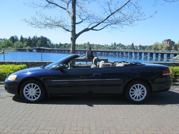 2001 Chrysler Sebring LX Convertible - ON SALE!