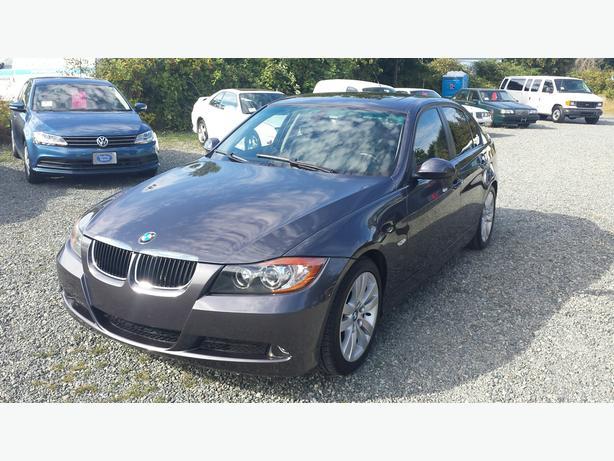 2006 BMW 325 i 6 Speed 2 yr Warranty Included