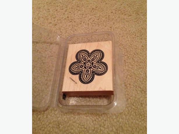 Stampin' Up! Triple Treat Flower. New. Never used